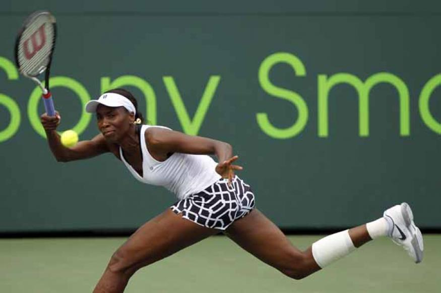 Venus Williams pulls out of Madrid Open due to injury