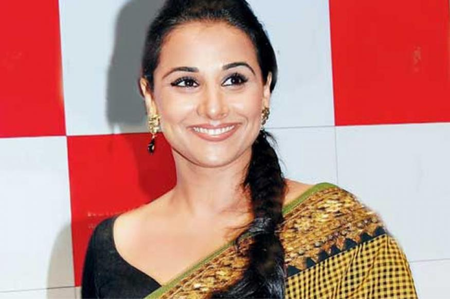 You will see me in a saree in Cannes: Vidya Balan