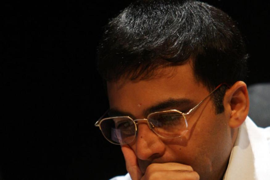 Anand to face Carlsen for World Championship in Chennai