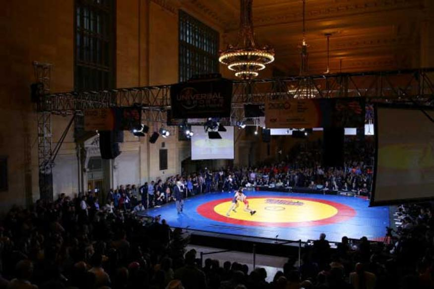 Wrestling's Olympic future to be decided today