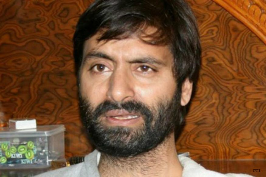 Yasin Malik will not be allowed to stage protest in Delhi: Sources