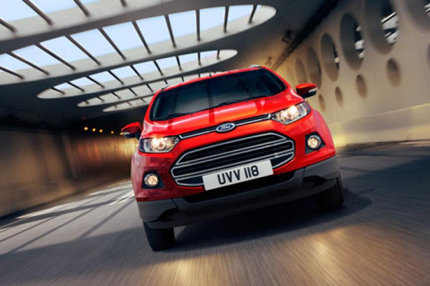 First drive: Ford EcoSport diesel