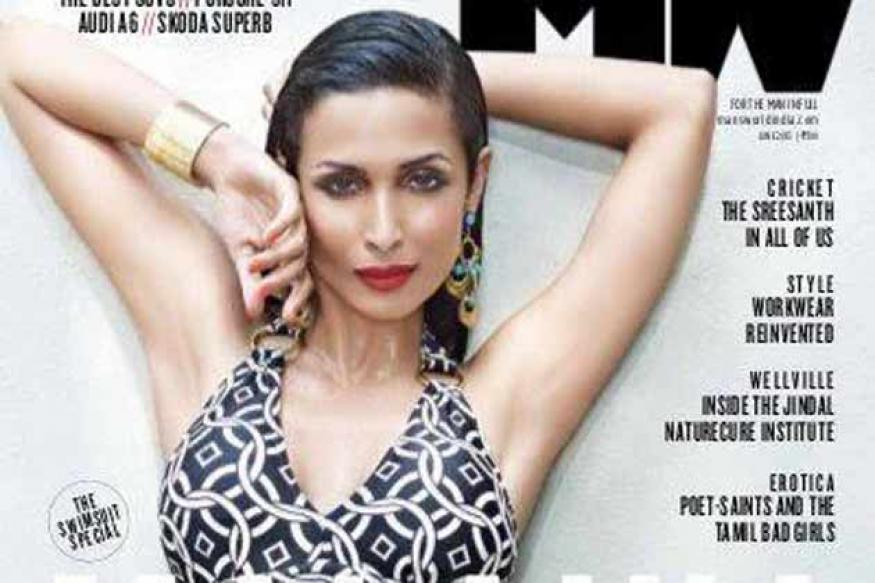 Snapshot: Malaika Arora Khan slips into a swimsuit, flaunts age-defying look