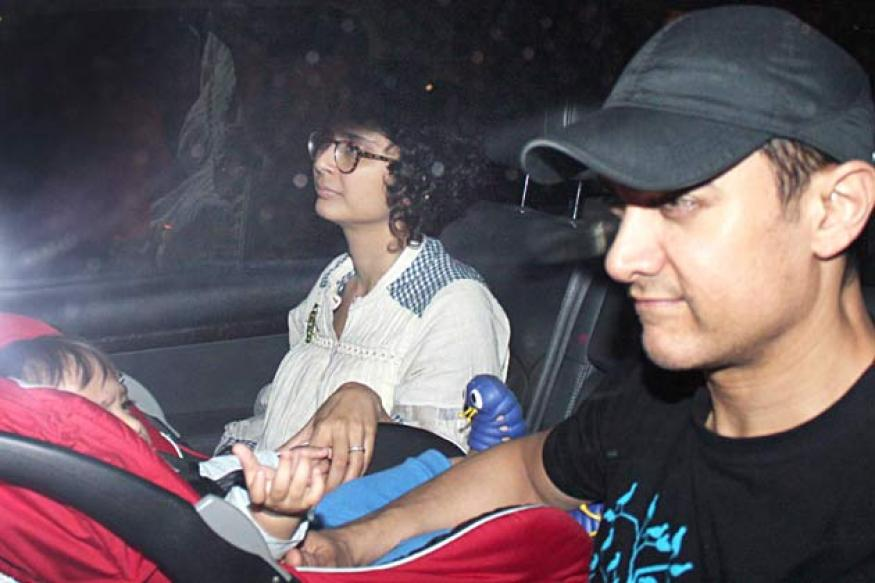 I want Azad to have a normal life: Kiran Rao