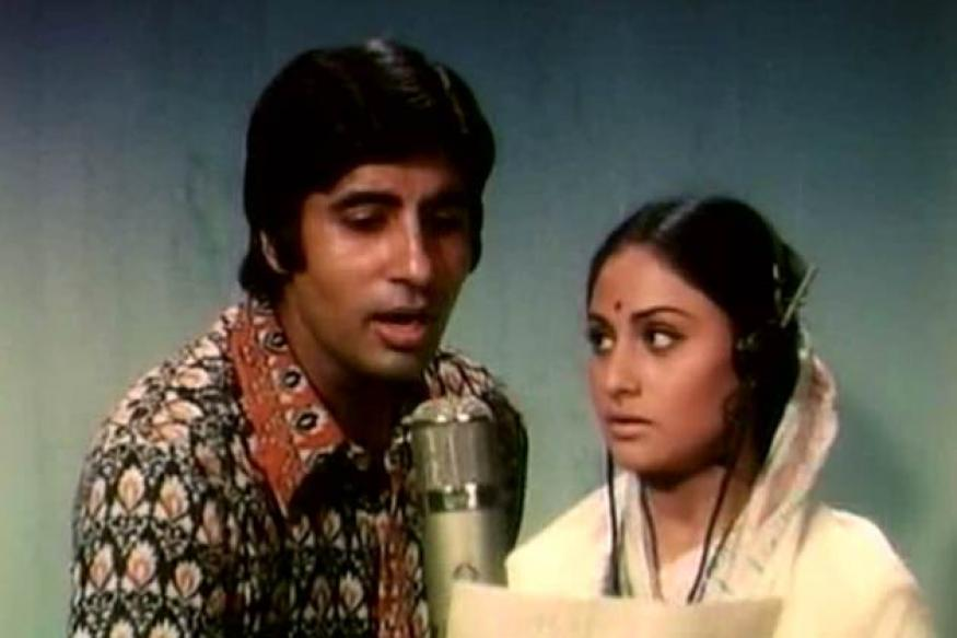 Jaya and Amitabh in marriage for 40 years, a lifetime almost