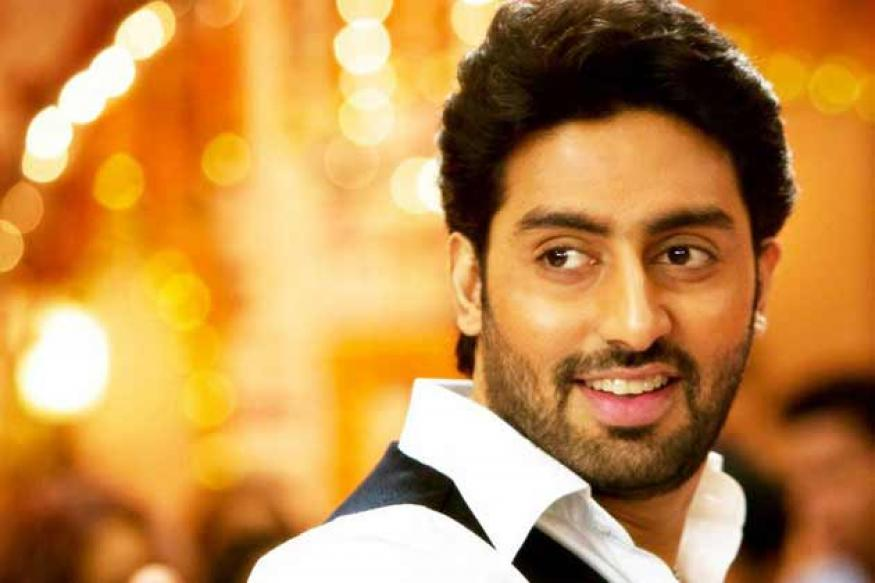 Abhishek Bachchan completes 13 years in Bollywood, calls it a fun ride