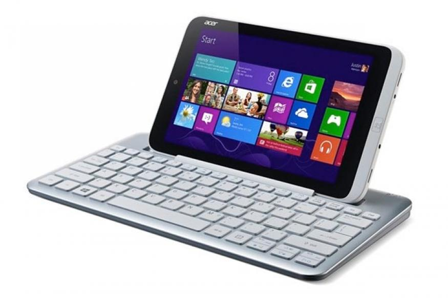 Acer launches world's first 8-inch Windows 8 tablet Iconia W3 at $379