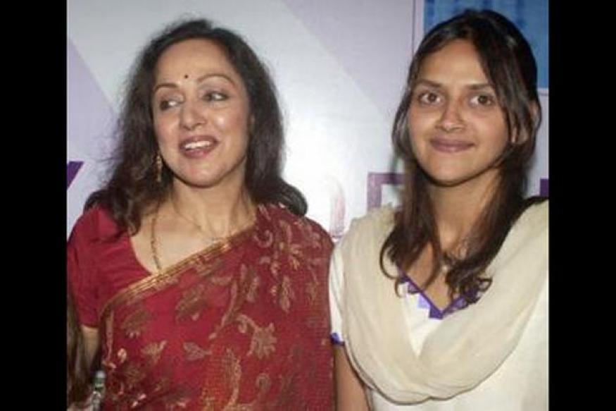 Hema Malini's daughter Ahana Deol gets engaged