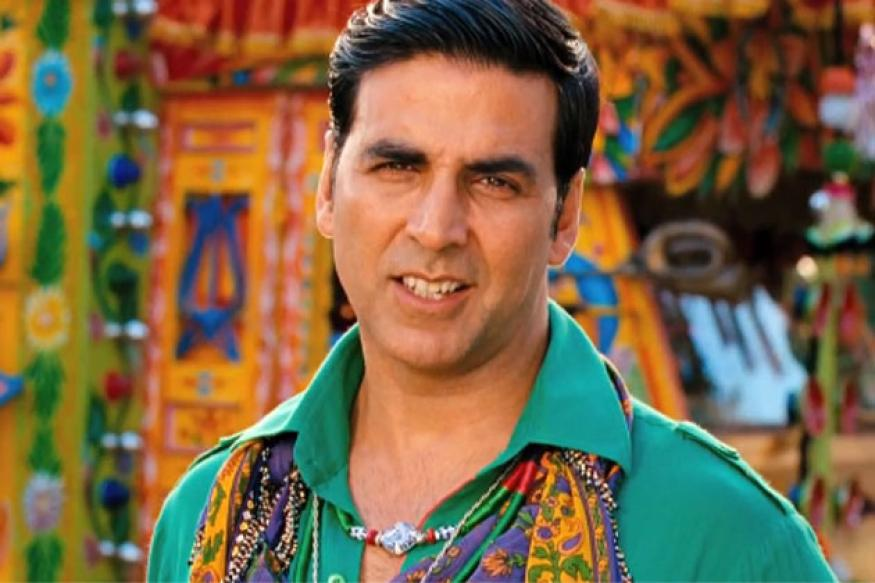 I am a fighter first then an actor: Akshay Kumar