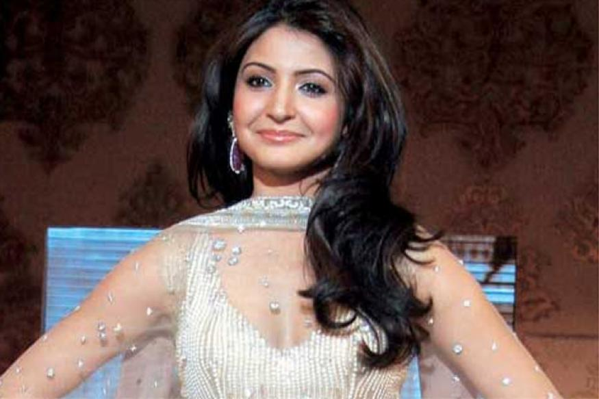 For Anushka Sharma, backless dresses signify confidence
