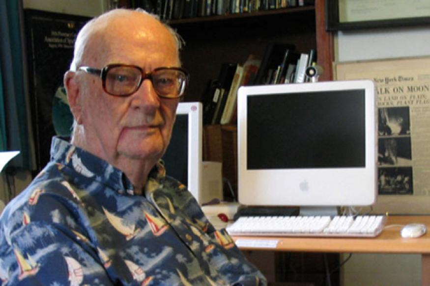 NASA to send DNA of science fiction writer Arthur C Clarke into space
