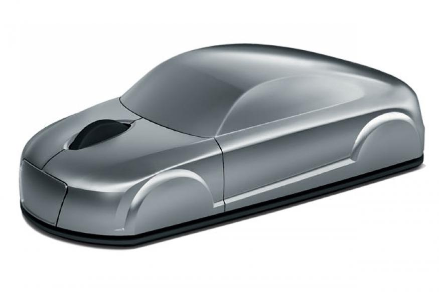 Audi Launches Car Shaped Wireless Computer Mouse At Rs 5 599 News18