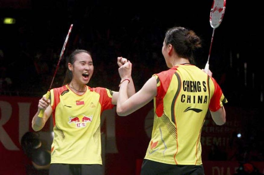 Shuttlers Bao-Cheng win Indonesia Open women's doubles title