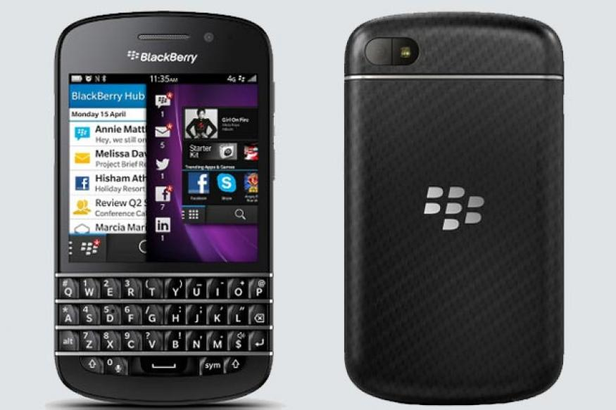 BlackBerry Q10 review: If you value a keyboard, this is the one to get