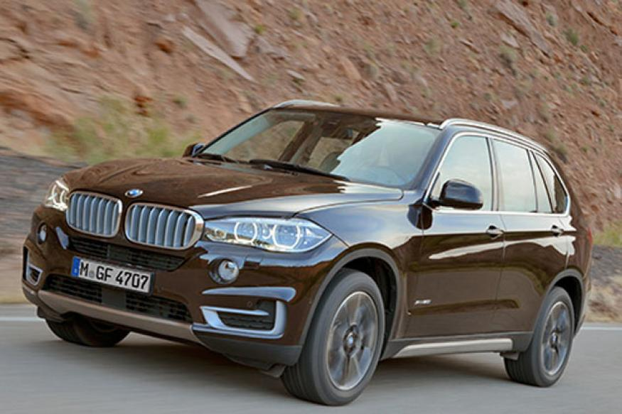 BMW unveils the new 2014 X5 with significant changes