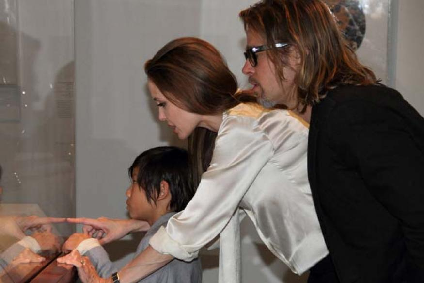 Brad Pitt's son Maddox makes acting debut in 'World War Z'