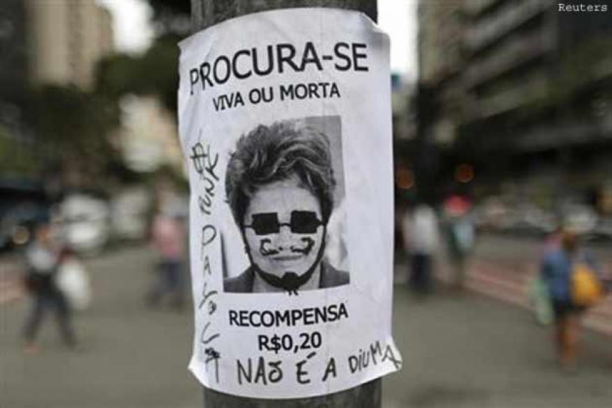 Brazil's Rousseff proposes reform to quell protests