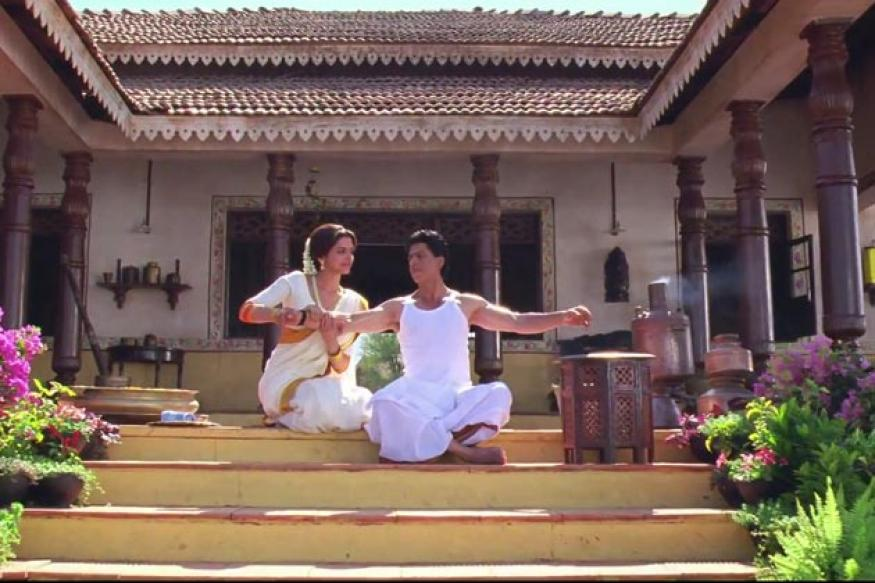 Chennai Express: Watch SRK romance Deepika in 'Titli'