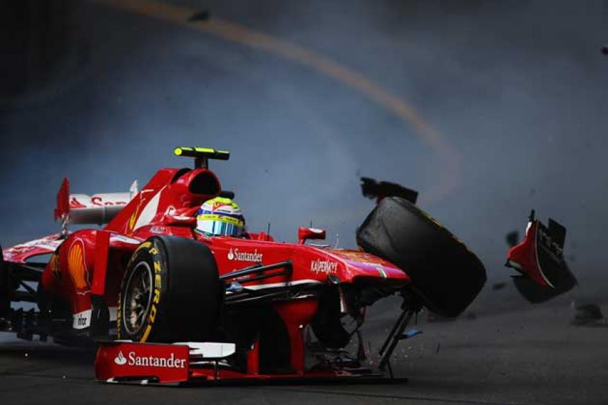 F1 to introduce penalty system for drivers in 2014