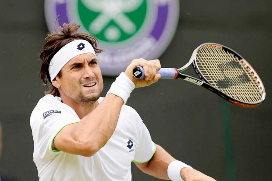 David Ferrer advances to third round at Wimbledon
