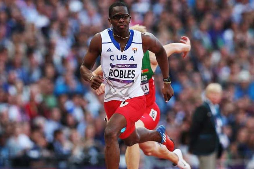 Former Olympic champion barred from competing for Cuba