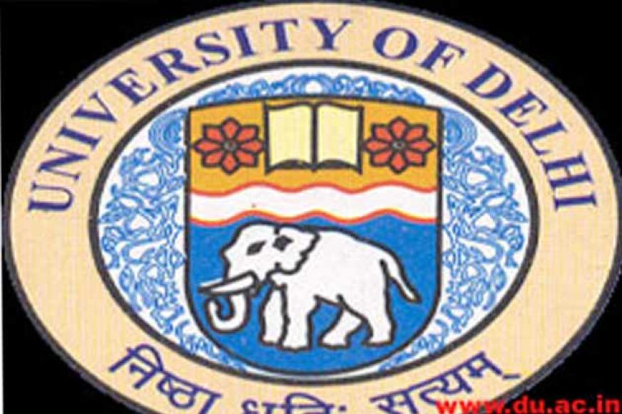 2 colleges nearly touch 100 pc in Delhi University's first cut-off