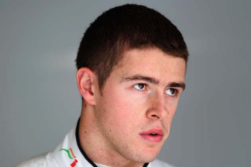 Di Resta's Force India fails weight check after British GP qualifying