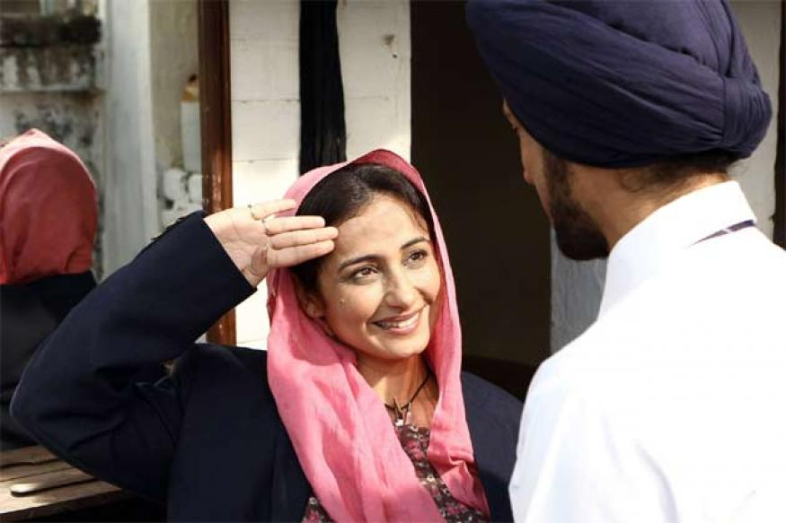 Bhaag Milkha Bhaag: Divya Dutta makes Farhan cry with her performance
