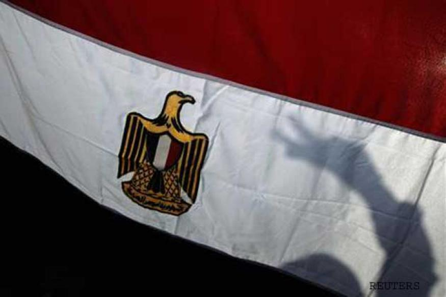 Vehicle loaded with five missiles seized in Egypt