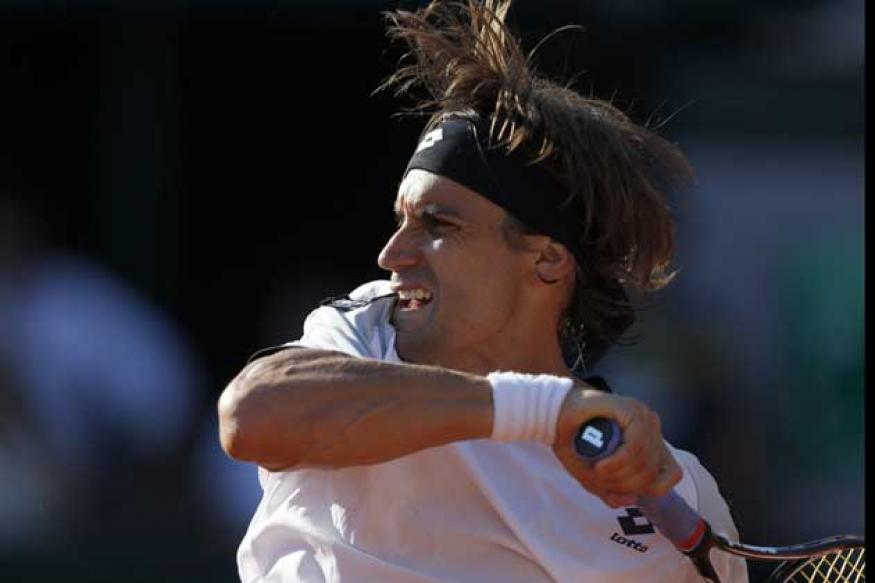 Malisse ousts Ferrer in 1st round of Topshelf Open