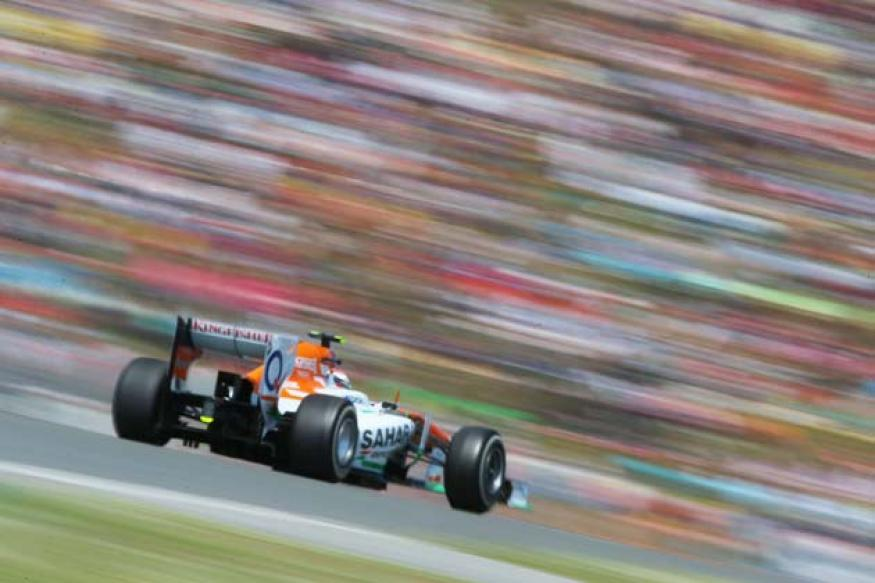 Force India finish 7th, 9th at Silverstone