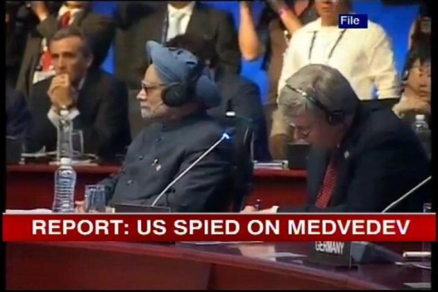 'UK govt spied on G20 delegates in 2009, PM Manmohan was an attendee'
