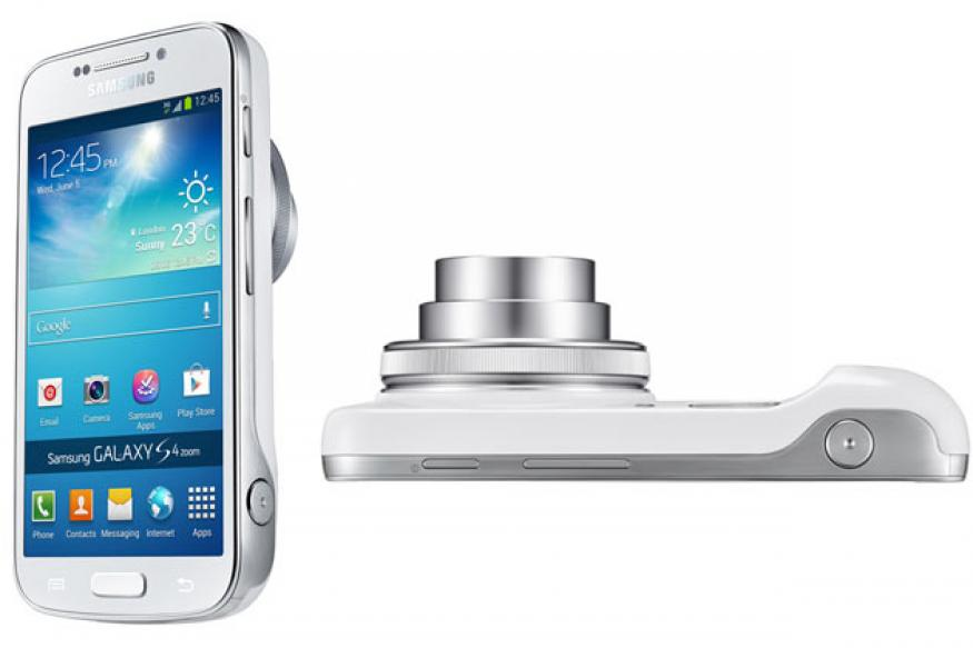 Samsung announces Galaxy S4 zoom with 16MP camera, 10x optical zoom