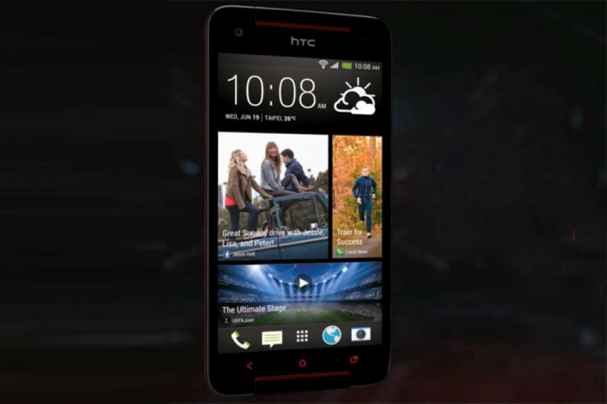 HTC unveils Butterfly s, faster than flagship HTC One