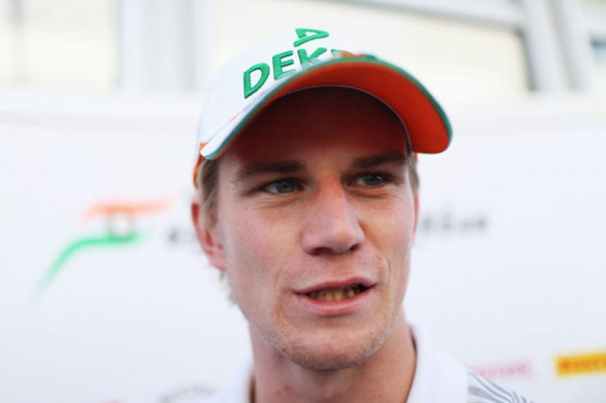 Hulkenberg predicts 'challenging' Silverstone track