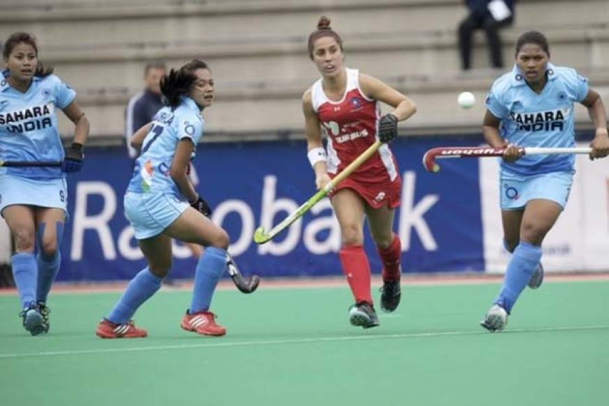 Indian hockey women beat Chile, finish 7th in FIH WL