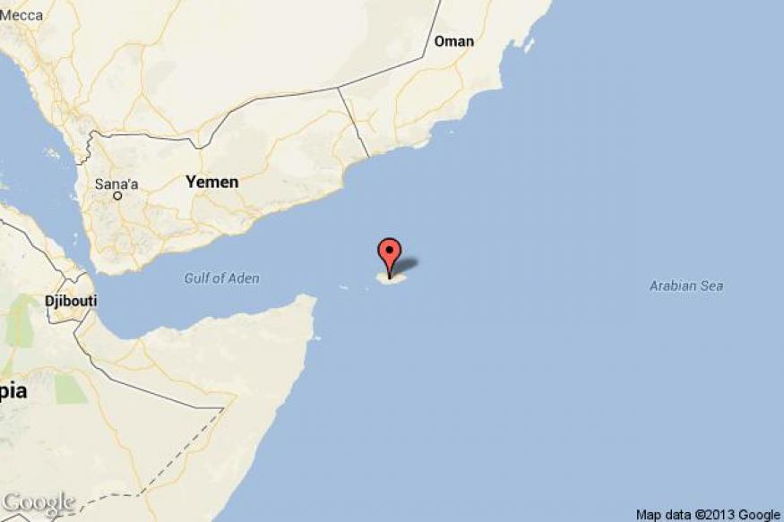 Indian Coast Guard rescues fishermen left stranded by Somali pirates