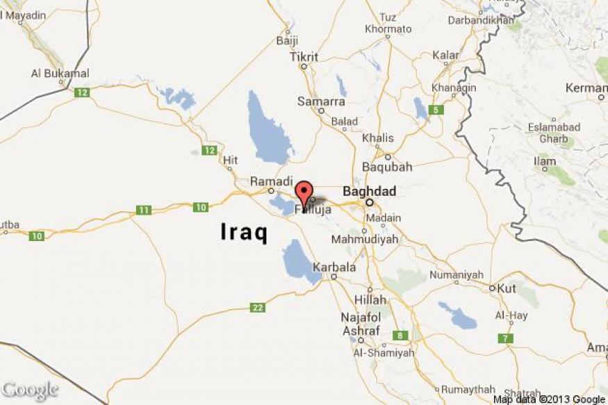 Three policemen among 10 killed in Iraq bomb attacks
