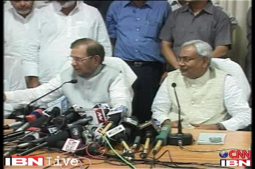 Nitish Kumar sacks all BJP ministers in Bihar Cabinet