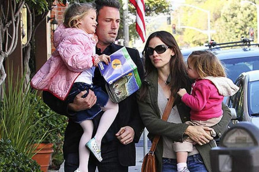 Ben Affleck: My kids are the best part of my life