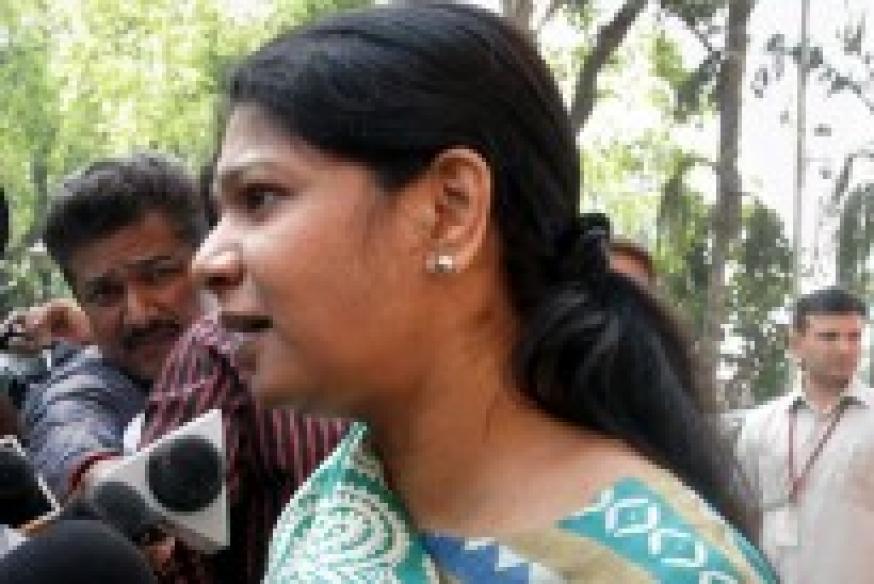 Kanimozhi, D Raja elected to Rajya Sabha from Tamil Nadu