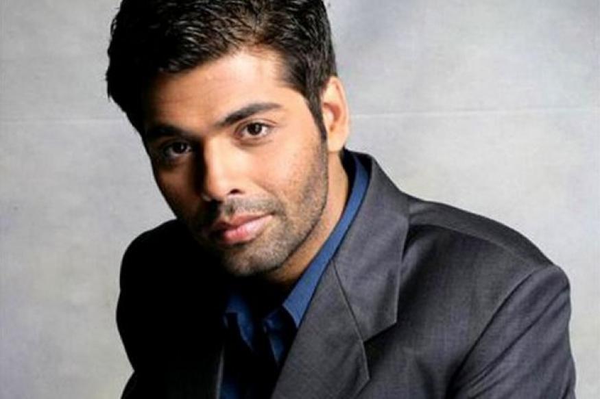 Karan Johar: I'm playing a negative role in 'Bombay Velvet'