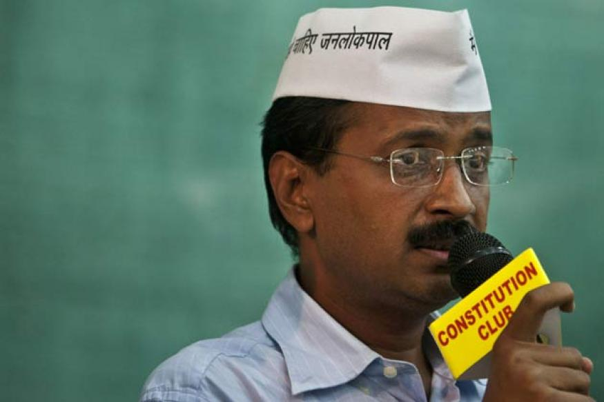 Congress slams Arvind Kejriwal for Delhi rape posters