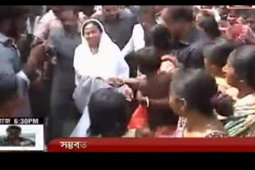 Mamata calls Barasat rapists, protesters CPM workers