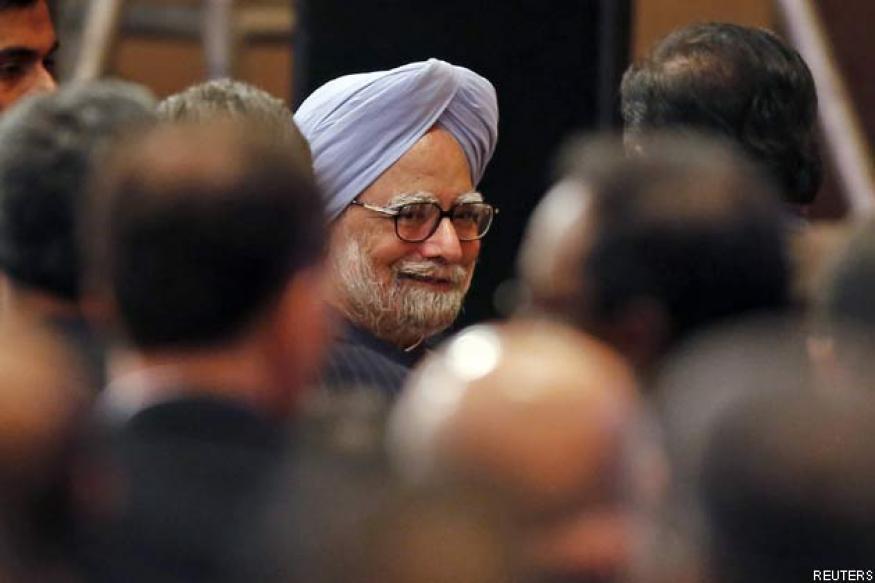PM to take oath as Rajya Sabha member today