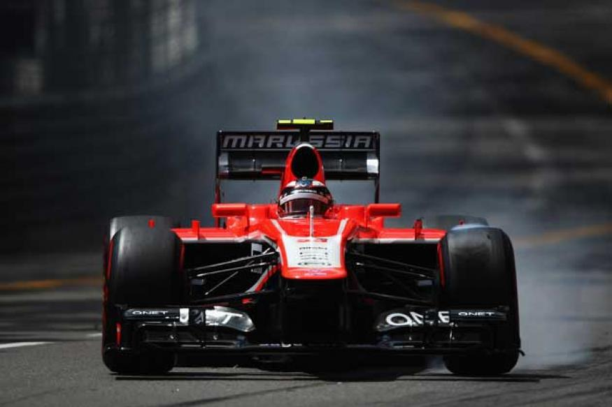 Marussia F1 link up with Russian-owned football club Reading