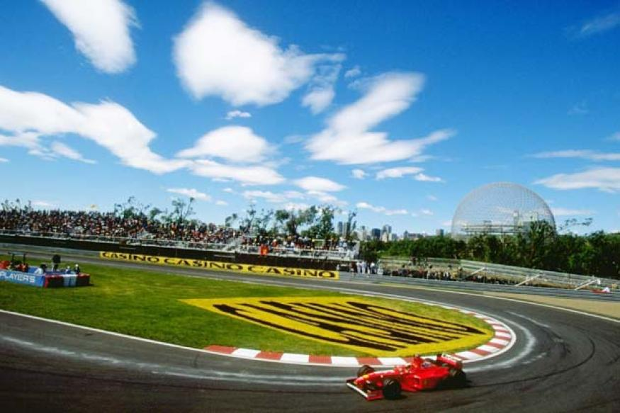 Montreal set for new 10-year F1 deal