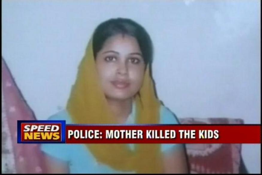 Delhi: Woman commits suicide after drowning daughter, son