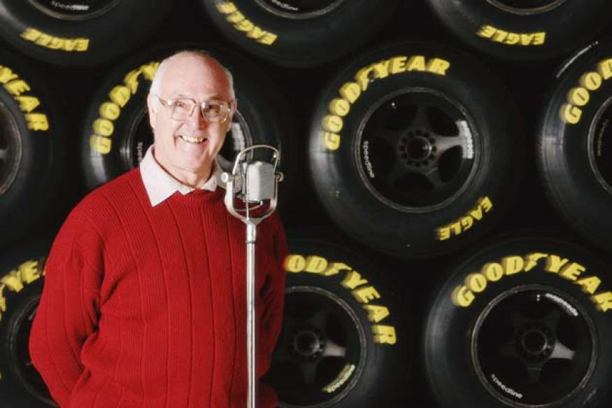 F1's Murray Walker diagnosed with cancer