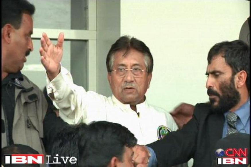 Pakistan: No bail for Pervez Musharraf in Bugti case